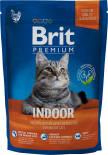Сухой корм для кошек Brit Premium С куриной печенью 800г