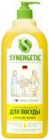 Средство для мытья посуды Synergetic Лимон 1л
