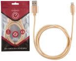 Кабель Energy ET-01 USB/Lightning золотой