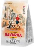 Сухой корм для щенков Savarra Puppy Индейка рис 3кг