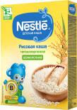 Каша Nestle Рисовая безмолочная 200г