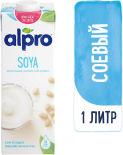 Напиток соевый Alpro Soya с кальцием 1.8% 1л