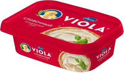 Сыр плавленый Viola Сливочный 50% 200г