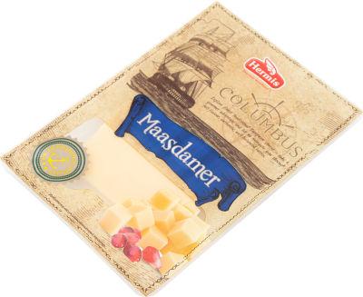 Сыр Columbus Maasdamer 45% 125г