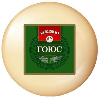 Сыр Rokiskio Гоюс 40% 0.2-0.4кг