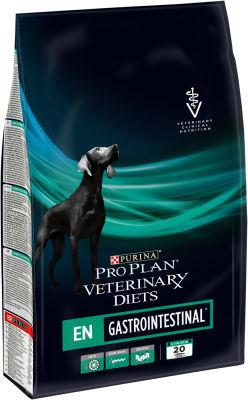 Сухой корм для собак Pro Plan Veterinary Diets EN Gastrointestinal при заболеваниях ЖКТ 5кг