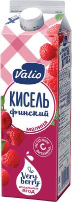 Кисель Valio Малина 950мл