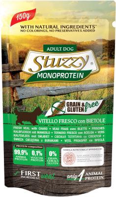 Корм для собак Stuzzy Monoprotein Свежая телятина со свеклой 150г